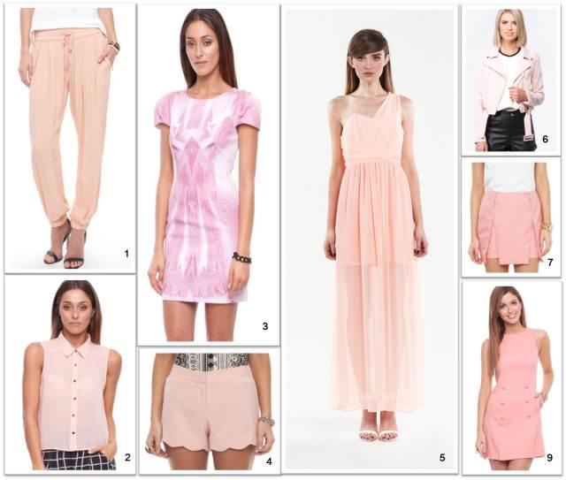 Pink - Pastel